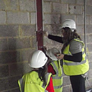 Hythe School Steelwork Signing Event Pic 2